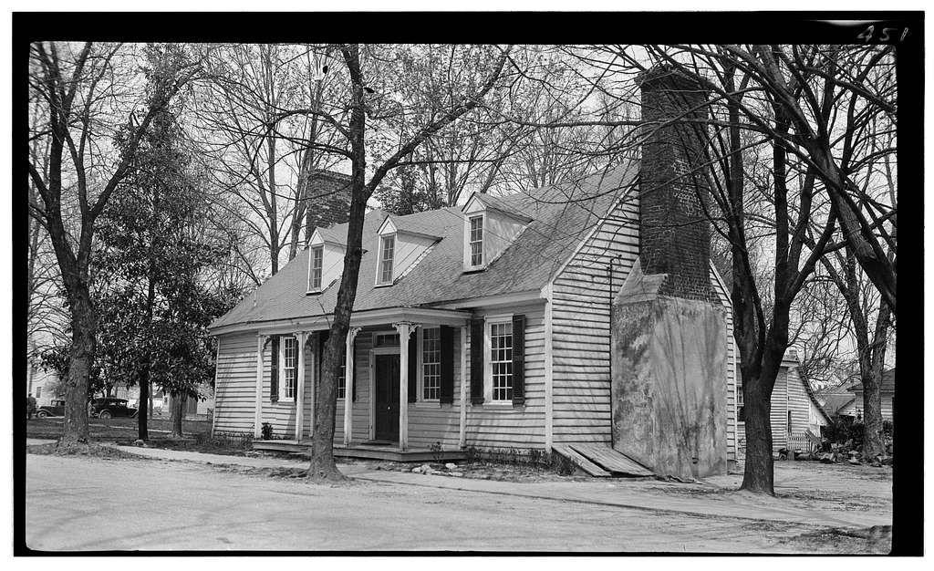 Emerson's Ordinary, House No. 2, 314 Water Lane, Tappahannock, Essex County, VA
