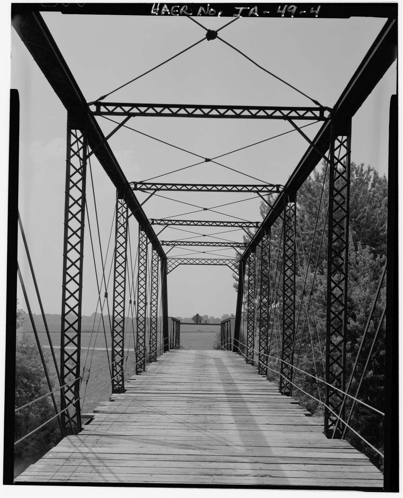 Euritt Bridge, Spanning Grand River, Leon, Decatur County, IA