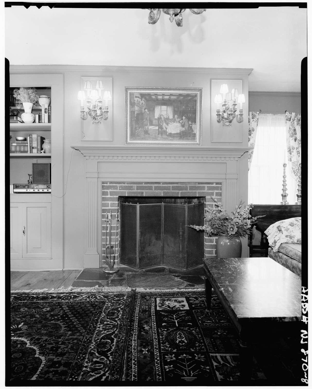 Fosberg-Sisco House, 3 Edgemont Road, Wayne, Passaic County, NJ