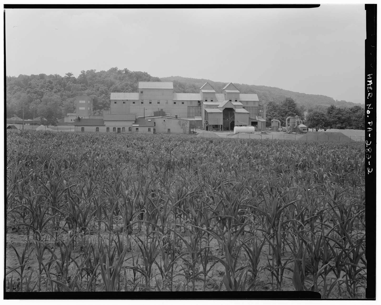 General Refractories Company Plant, West side of old Route 220, Sproul, Blair County, PA