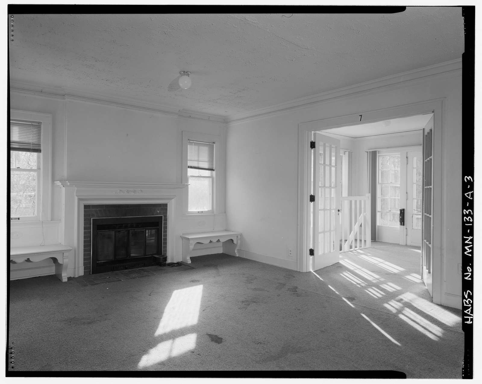 Glen Lake Sanatorium, Superintendent's Residence, County Road 4 at County Road 67, Minnetonka, Hennepin County, MN