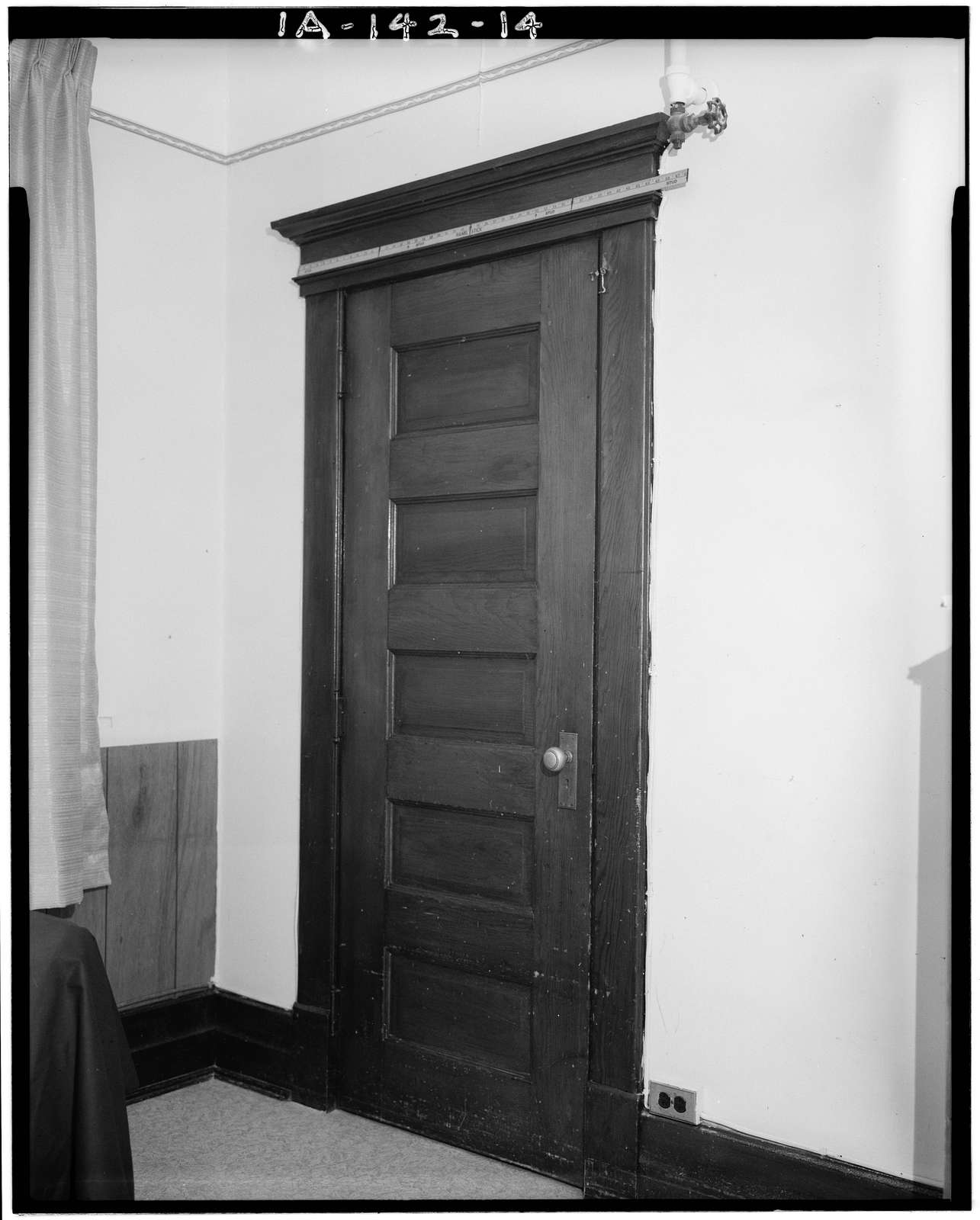 Hershey Memorial Hospital, 1810 Mulberry Avenue, Muscatine, Muscatine County, IA