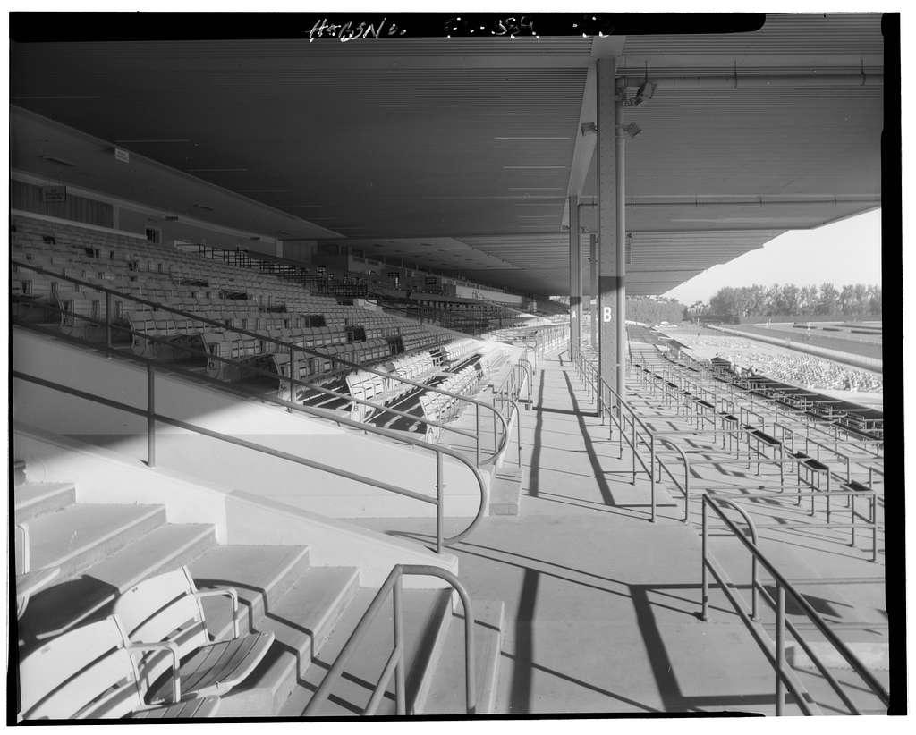 Hialeah Park Race Track, East Fourth Avenue, Hialeah, Miami-Dade County, FL