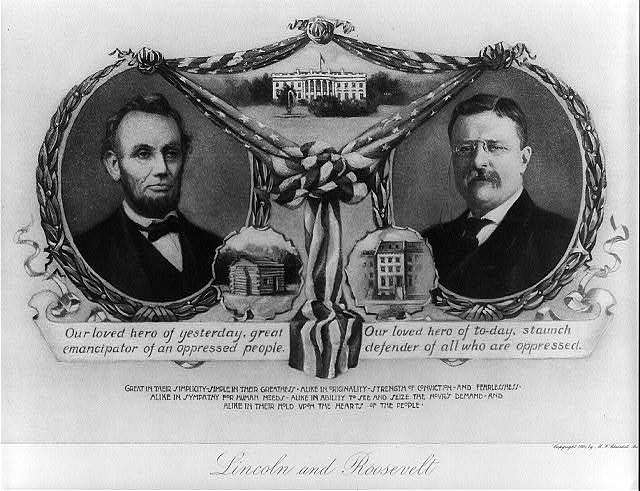 Lincoln and Roosevelt