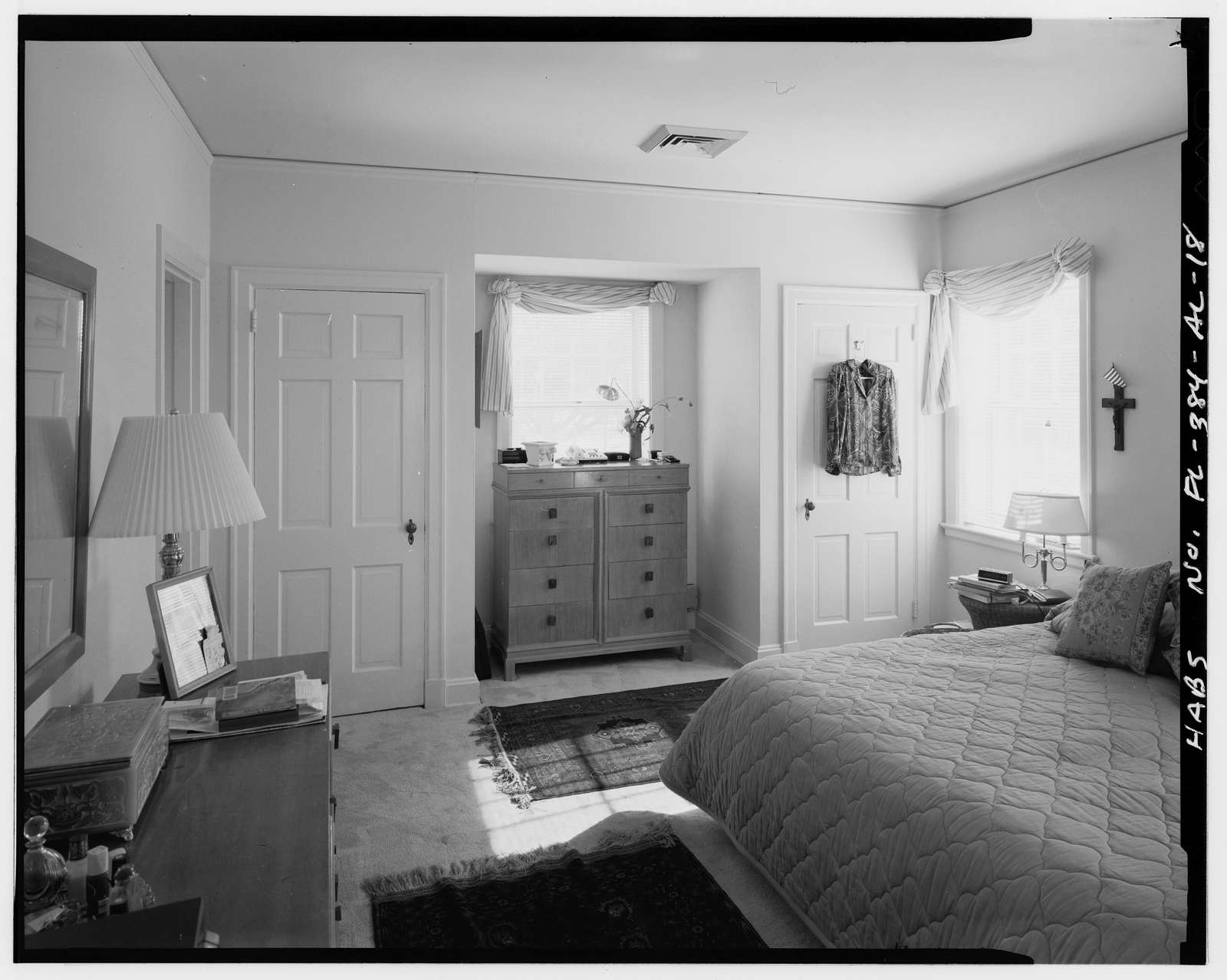 MacDill Air Force Base, Field Officers' Quarters, 2112 Staff Circle, Tampa, Hillsborough County, FL