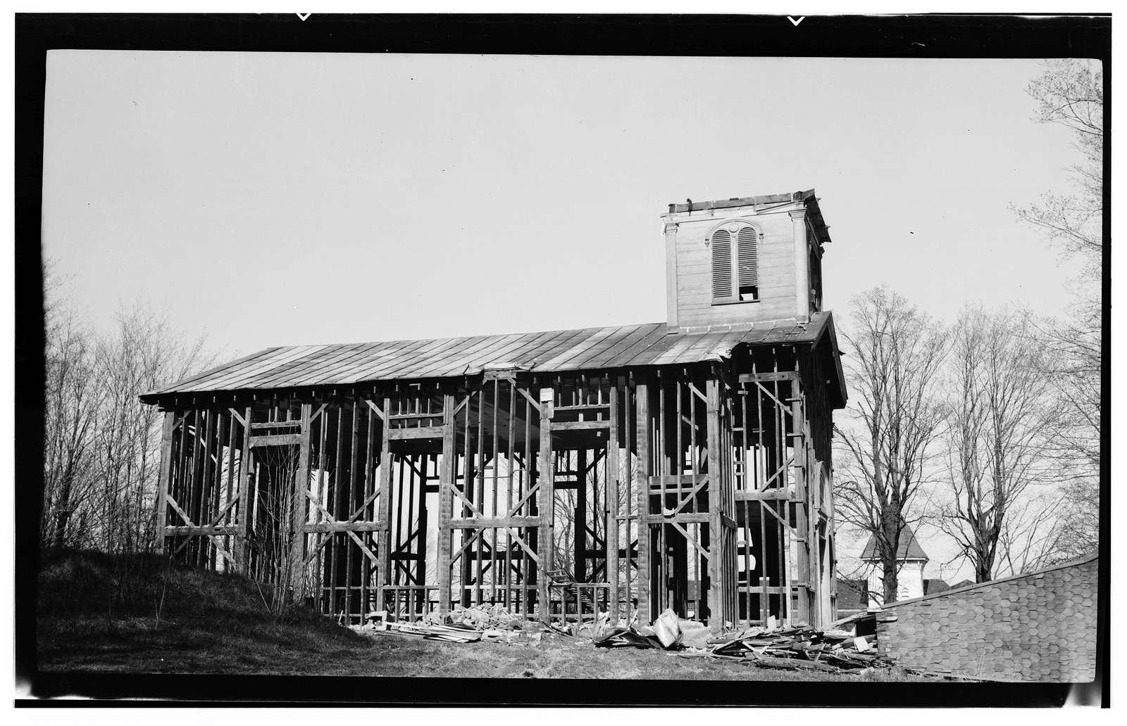 Methodist Church, Mecklenburg, Schuyler County, NY