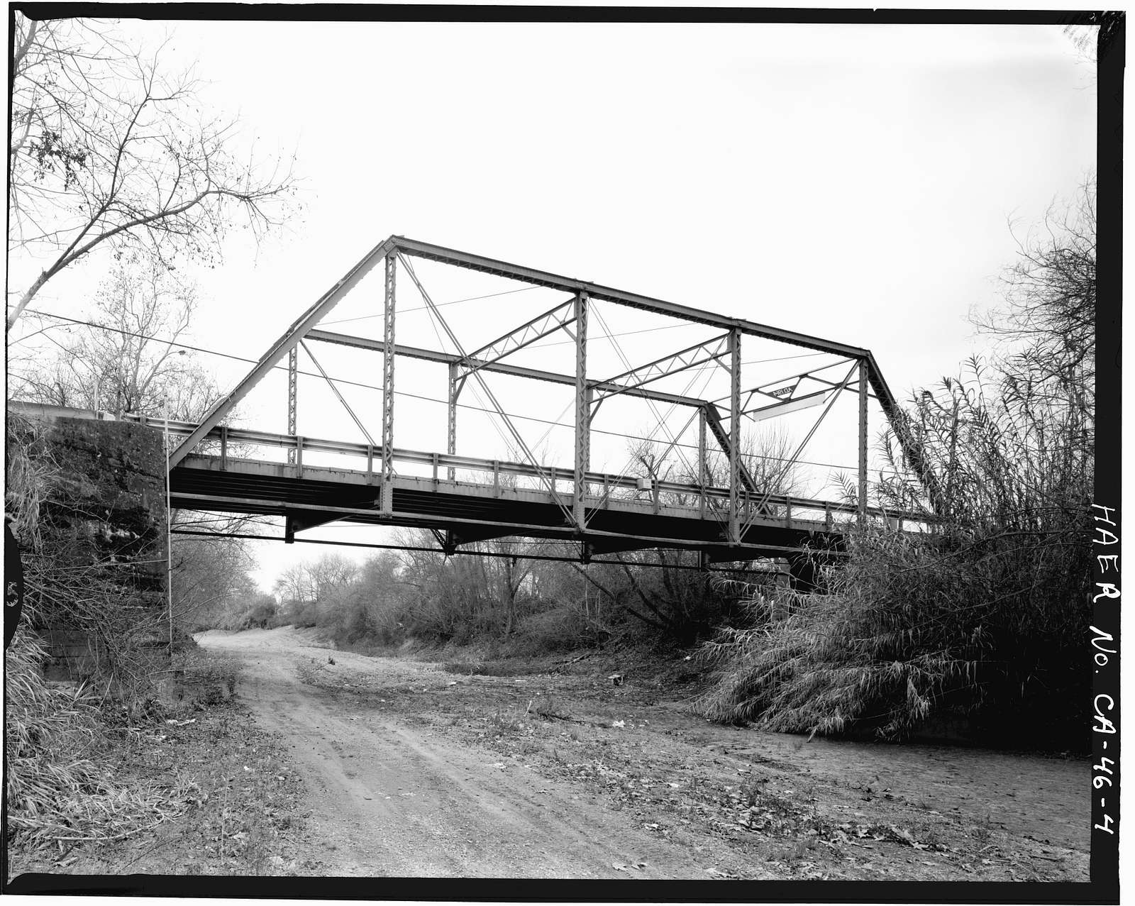 Pacheco Creek Bridge, San Felipe Road ,spanning Pacheco Creek, San Felipe, Santa Clara County, CA