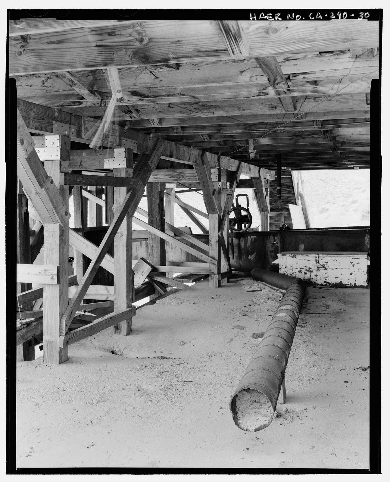 Skidoo Mine, Park Route 38 (Skidoo Road), Death Valley Junction, Inyo County, CA