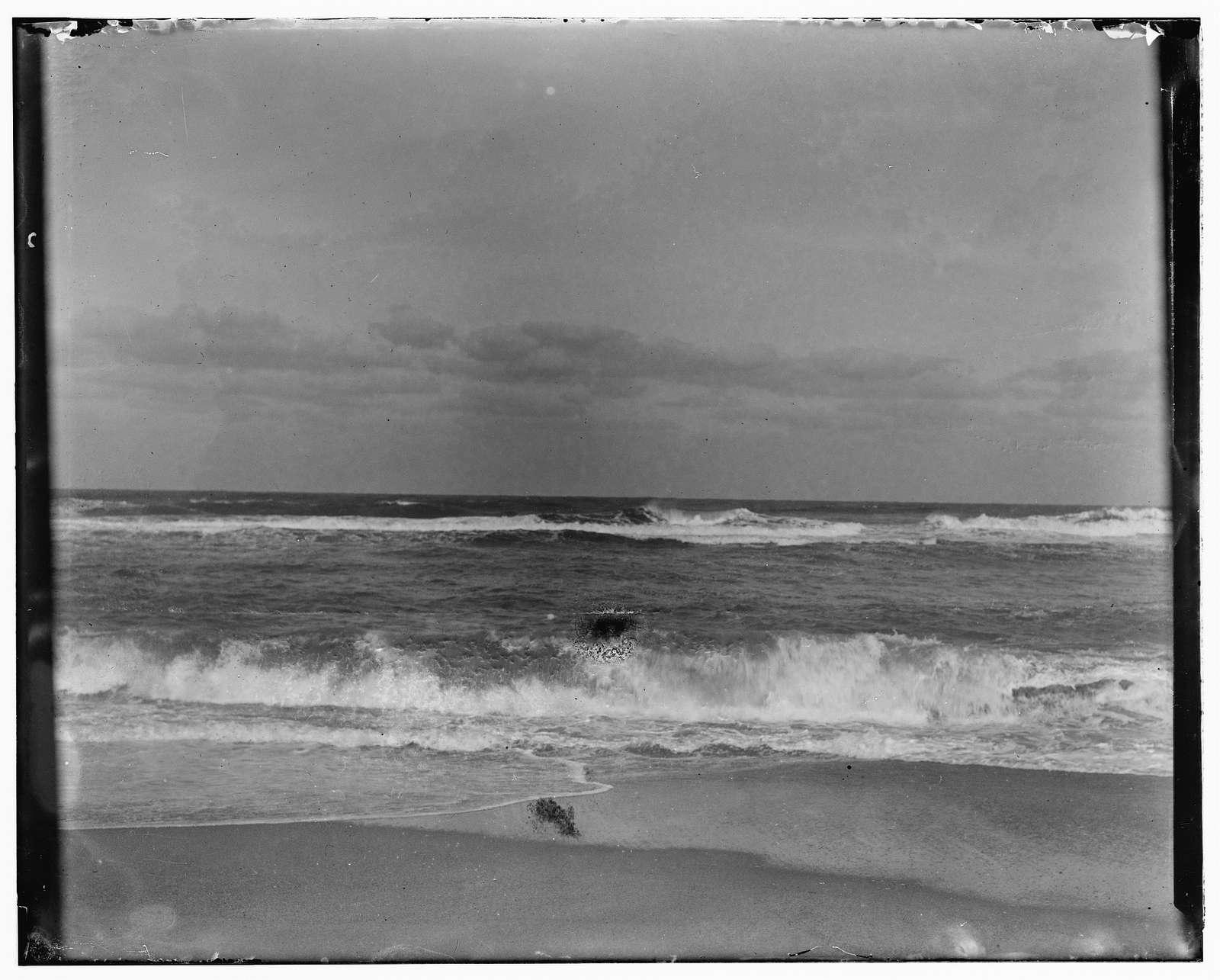 [Surf at Kitty Hawk, North Carolina]