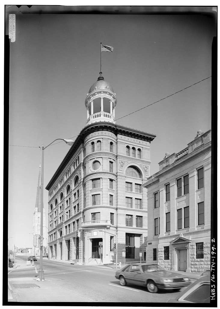 The Times Building, Georgia Avenue & East Eighth Street, Chattanooga, Hamilton County, TN
