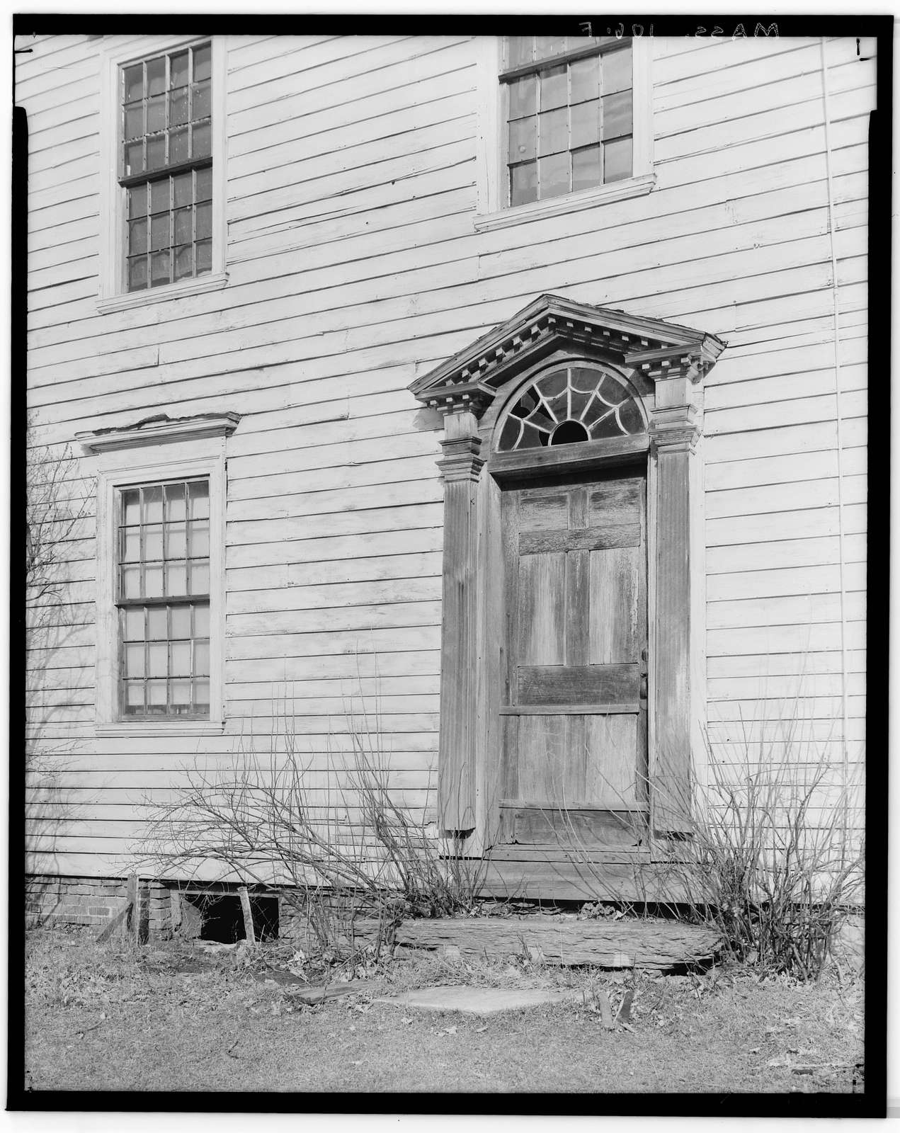 Titus Deming House, New Ashford Road, South Williamstown, Berkshire County, MA