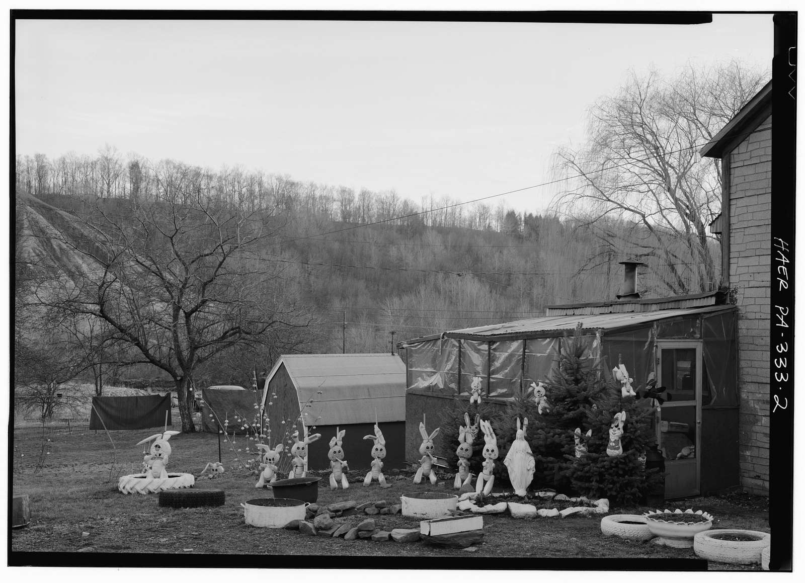 Town of Eureka No. 36, Northeast of Windber, Windber, Somerset County, PA