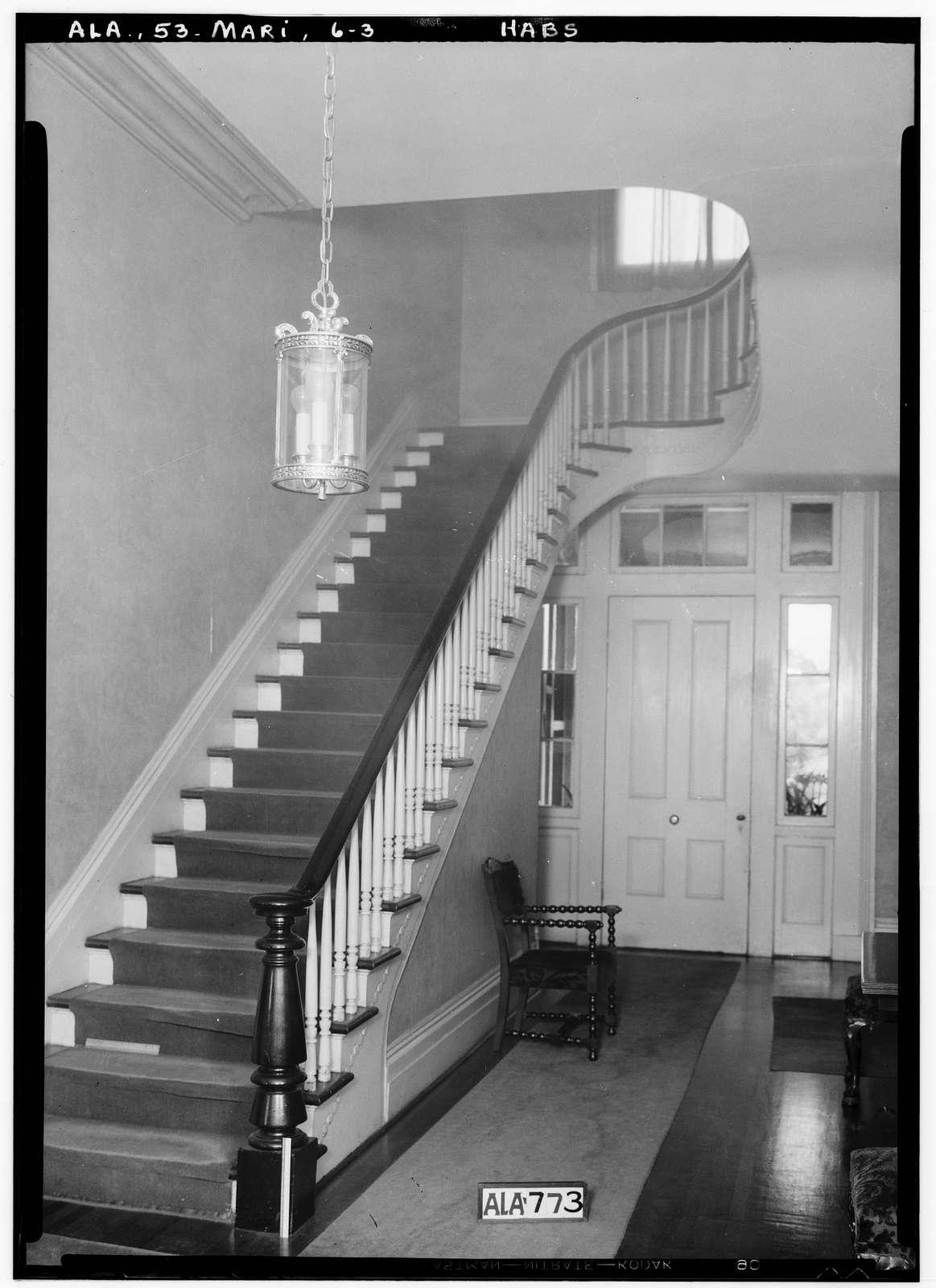 Whitsett-Hurt-Hanna House, 110 West Lafayette Street, Marion, Perry County, AL