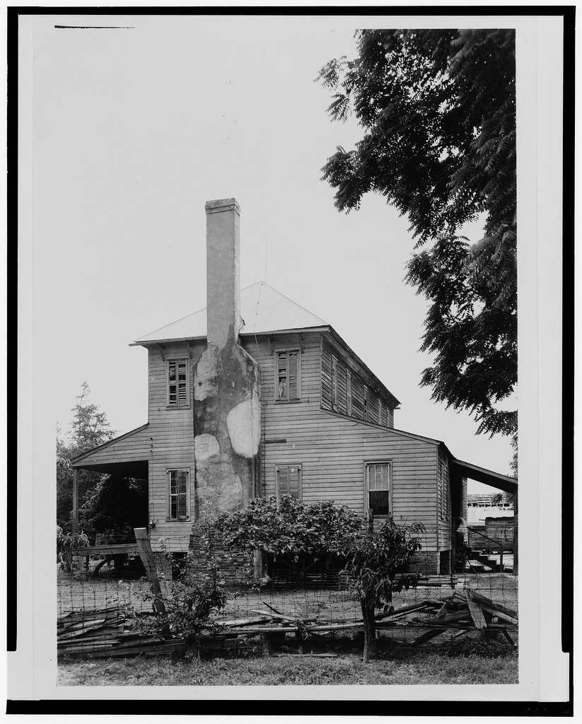 Cedar Grove, Route 2, Society Hill, Darlington County, SC