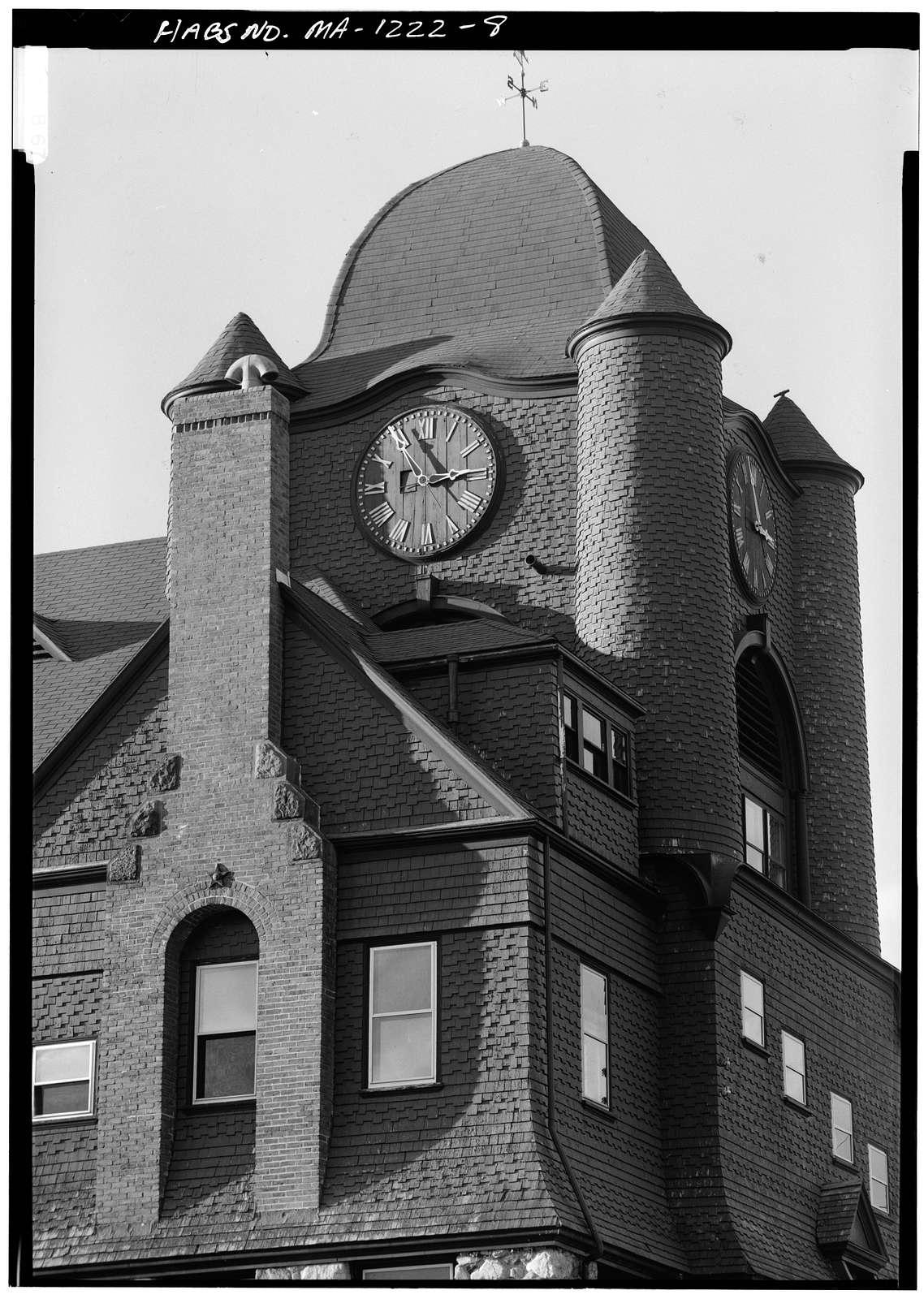 Essex Town Hall, Martin Street, Essex, Essex County, MA