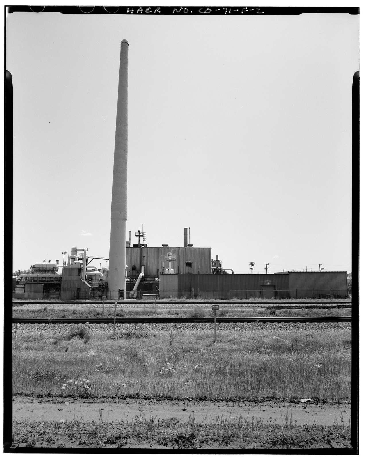 S. W. Shattuck Chemical Company, Incorporated, Building No. 6, 1805 South Bannock Street, Denver, Denver County, CO