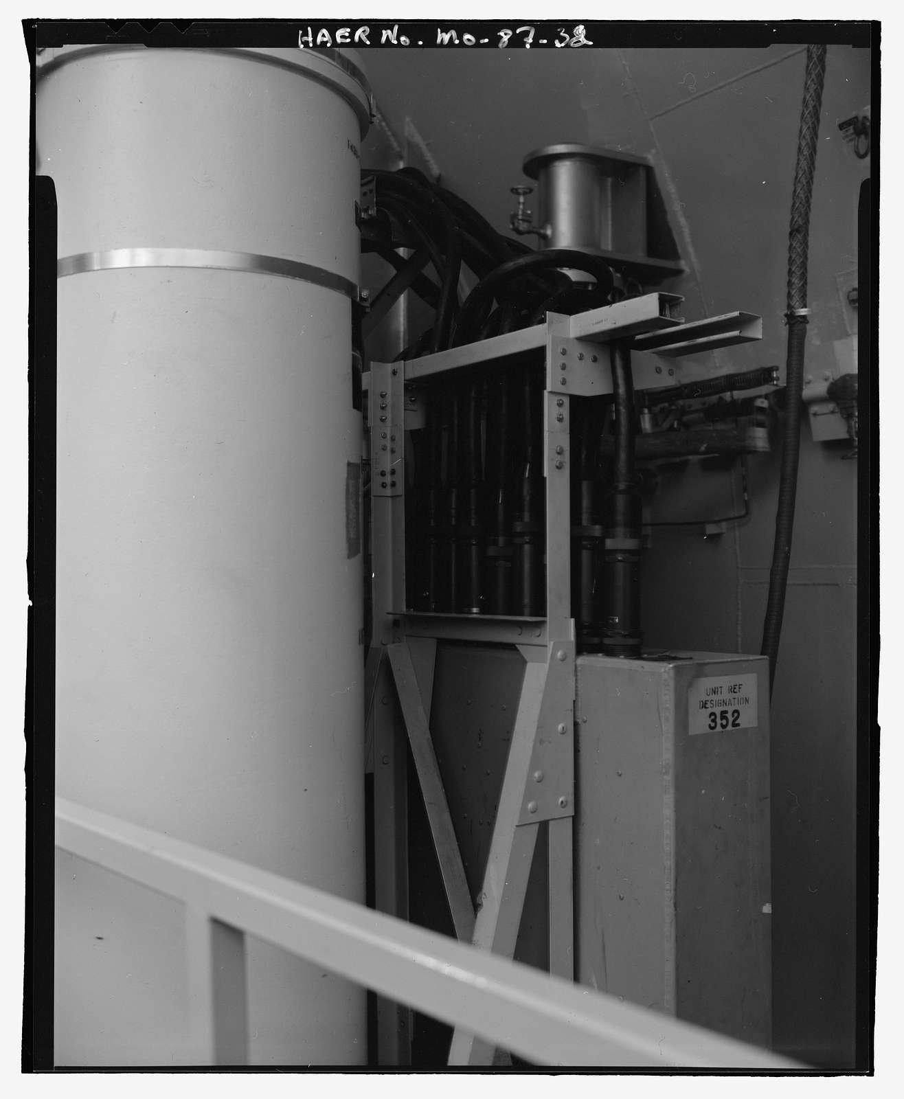 Whiteman Air Force Base, Oscar O-1 Minuteman Missile Alert Facility, Southeast corner of Twelfth & Vendenberg Avenues, Knob Noster, Johnson County, MO