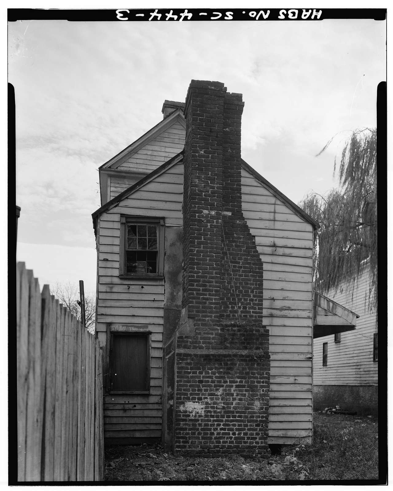 8 Judith Street (Kitchen Dependency), Charleston, Charleston County, SC
