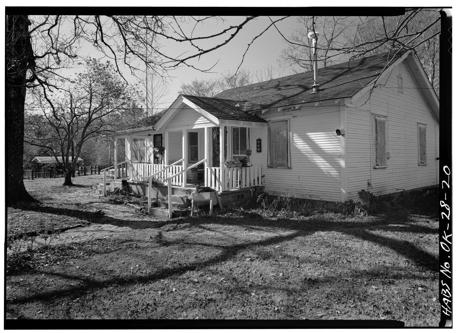 George M. Murrell House, Murrell Road, at junction of Willis Road, Park Hill, Cherokee County, OK