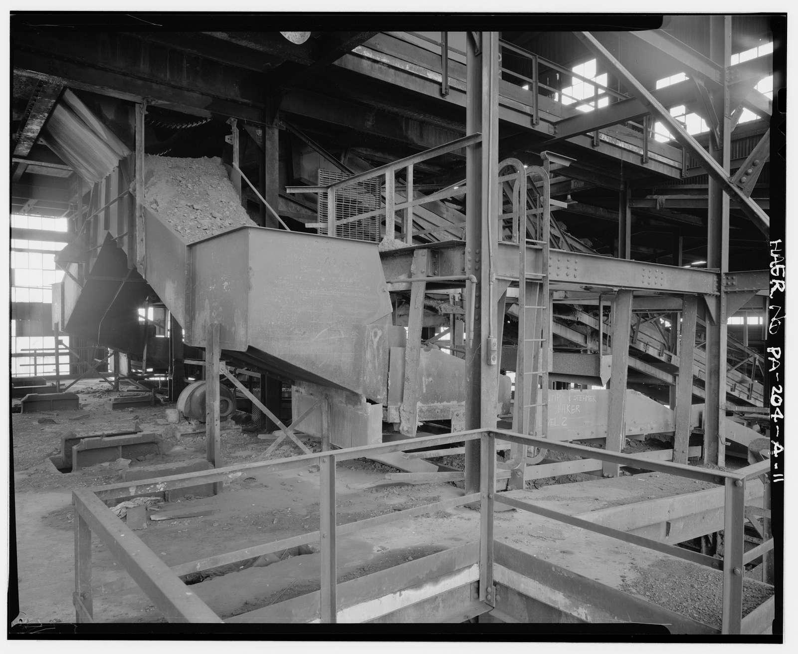 Huber Coal Breaker, Breaker, 101 South Main Street, Ashley, Luzerne County, PA