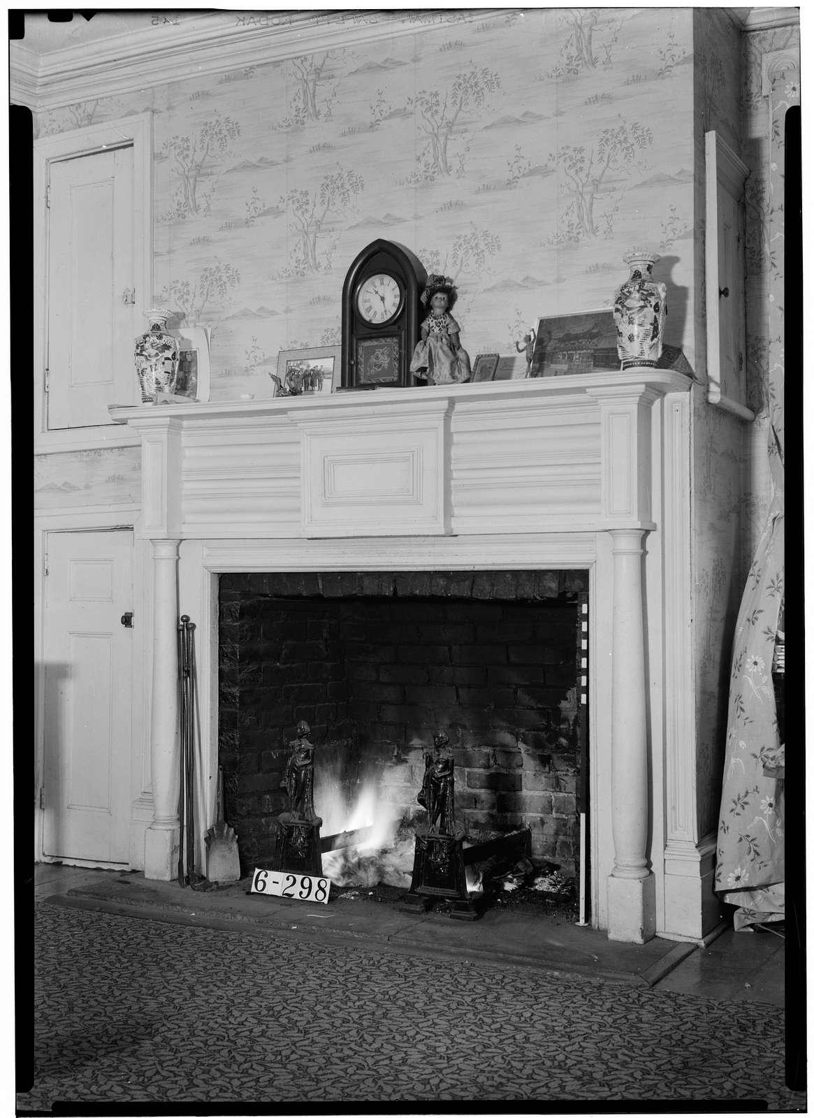 John Ackerman House, 1286 River Road, Teaneck, Bergen County, NJ
