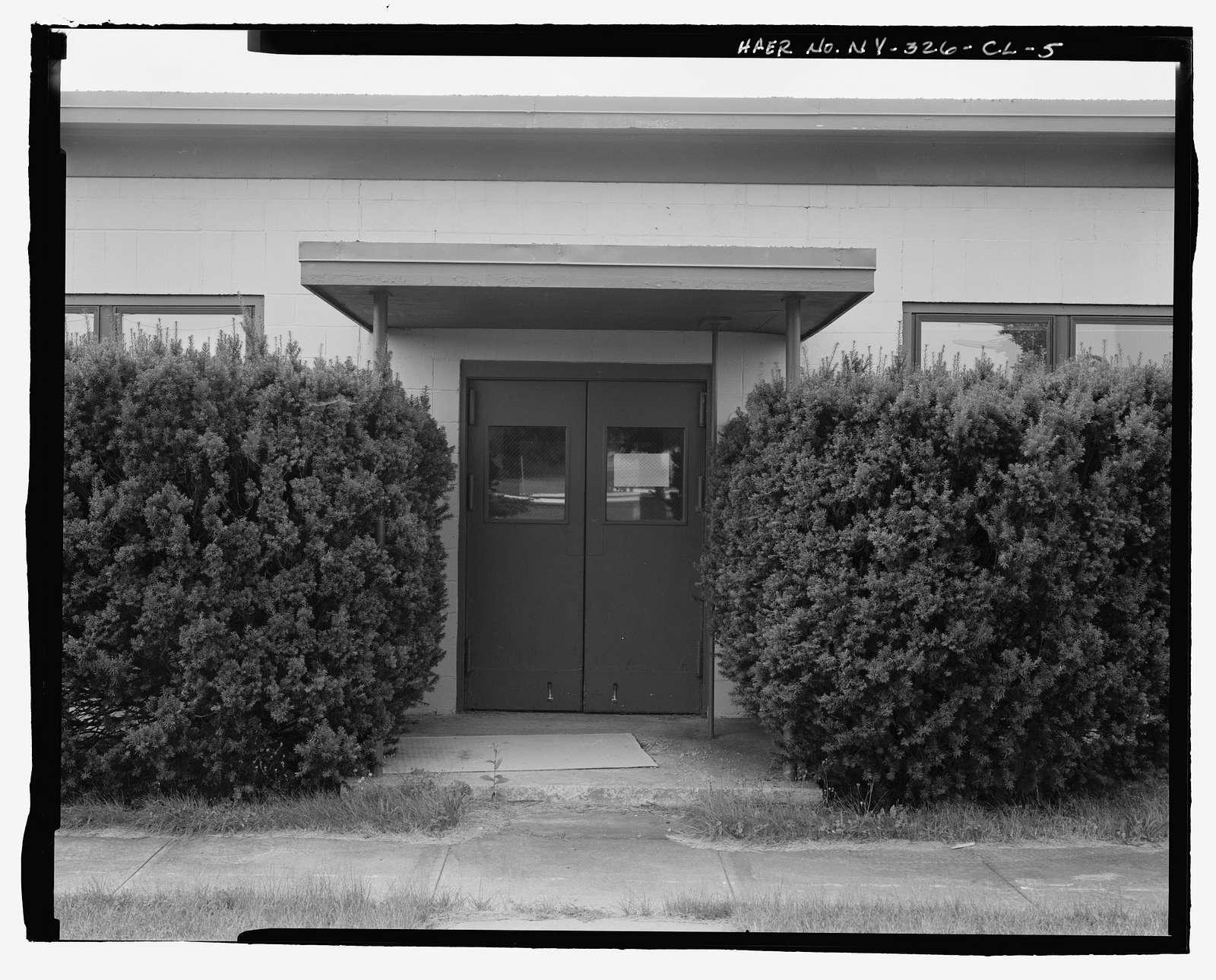 Plattsburgh Air Force Base, Fire Station, Arkansas Street, Plattsburgh, Clinton County, NY