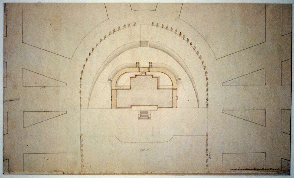 [United States Capitol grounds, Washington, D.C. Plan of Capitol grounds]