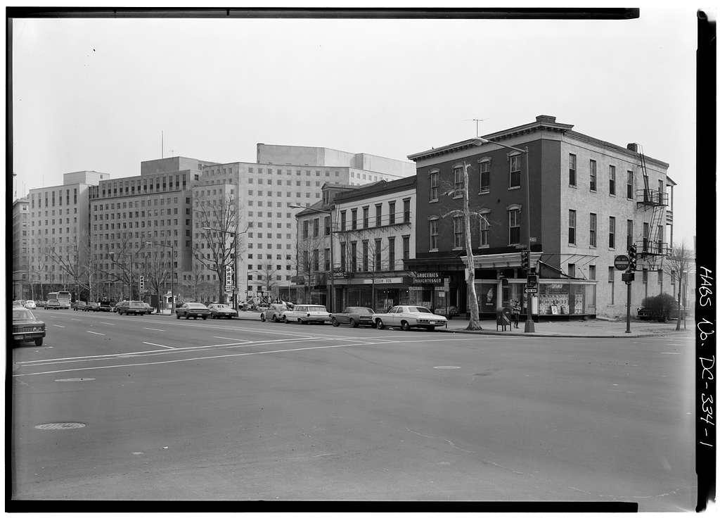 1922-1932 Pennsylvania Avenue Northwest (Commercial Building), Washington, District of Columbia, DC