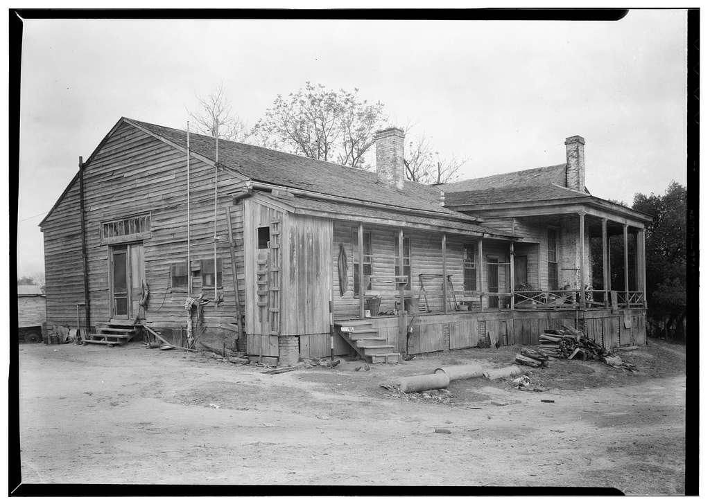 Carter House, Marshall, Harrison County, TX