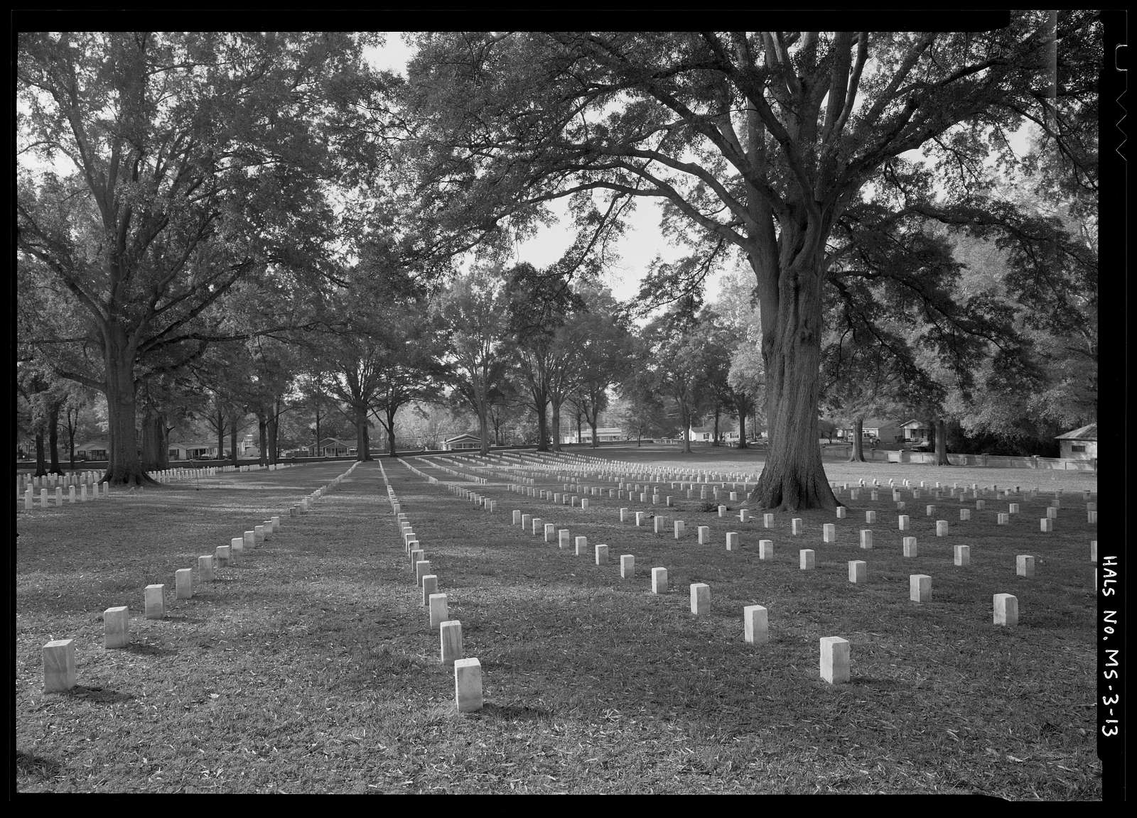 Corinth National Cemetery, 1551 Horton Street, Corinth, Alcorn County, MS