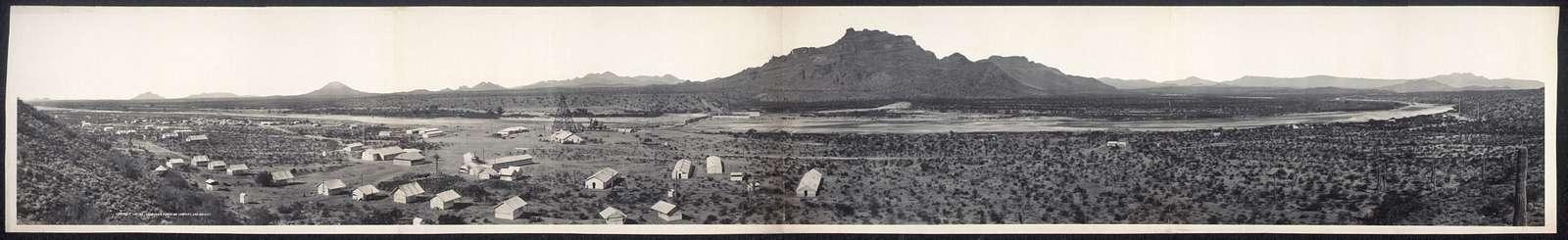 Diversion Dam via Mesa, Arizona