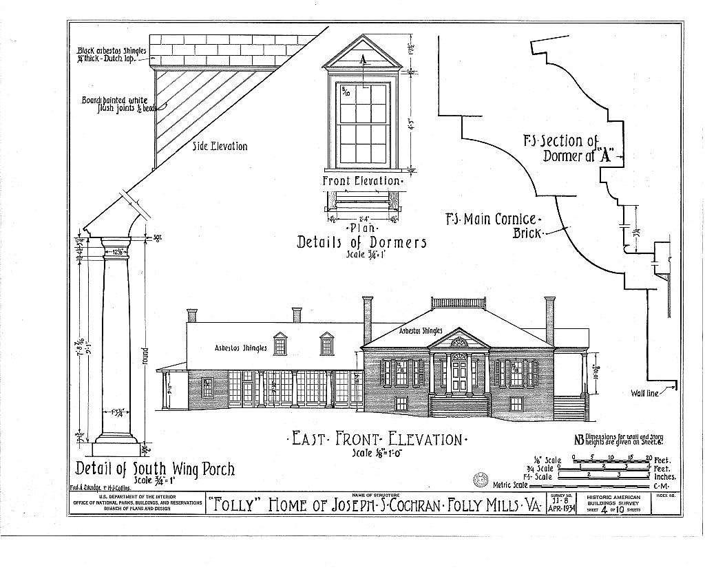 Folly Farm, Folly Mills Creek, Staunton, Staunton, VA
