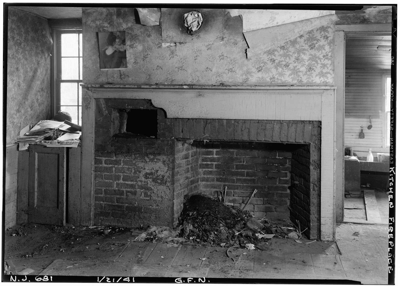John Woodruff House, 28 Hanover Road, Hanover, Morris County, NJ