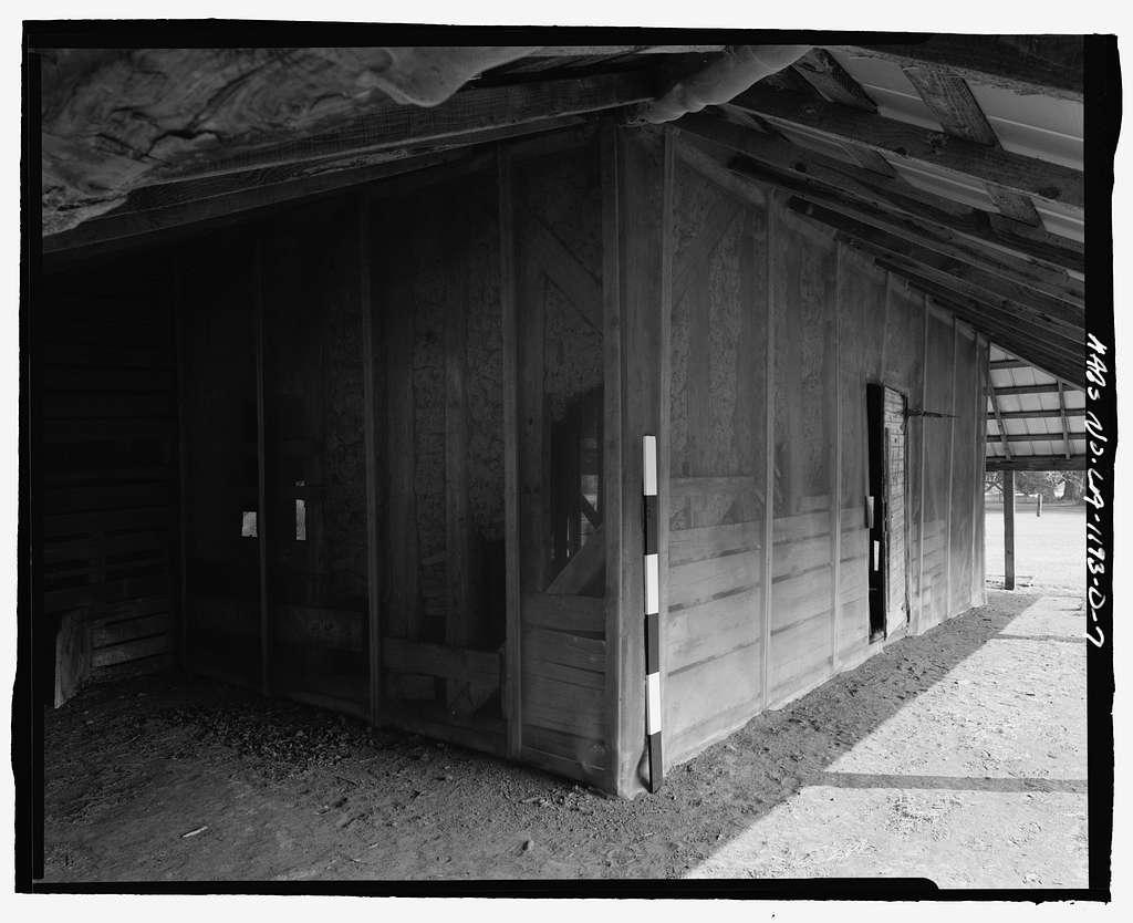 Magnolia Plantation, Blacksmith Shop, LA Route 119, Natchitoches, Natchitoches Parish, LA