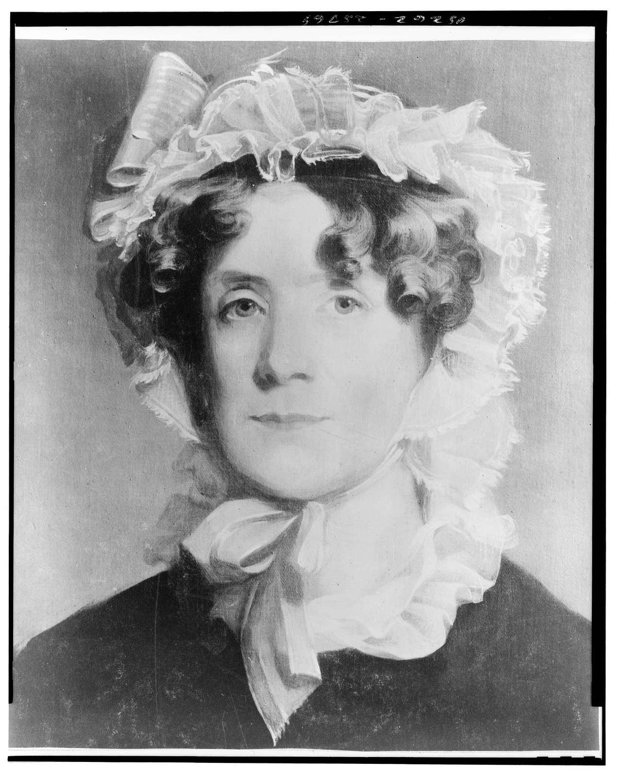 Martha Jefferson Randolph, daughter of Thomas Jefferson