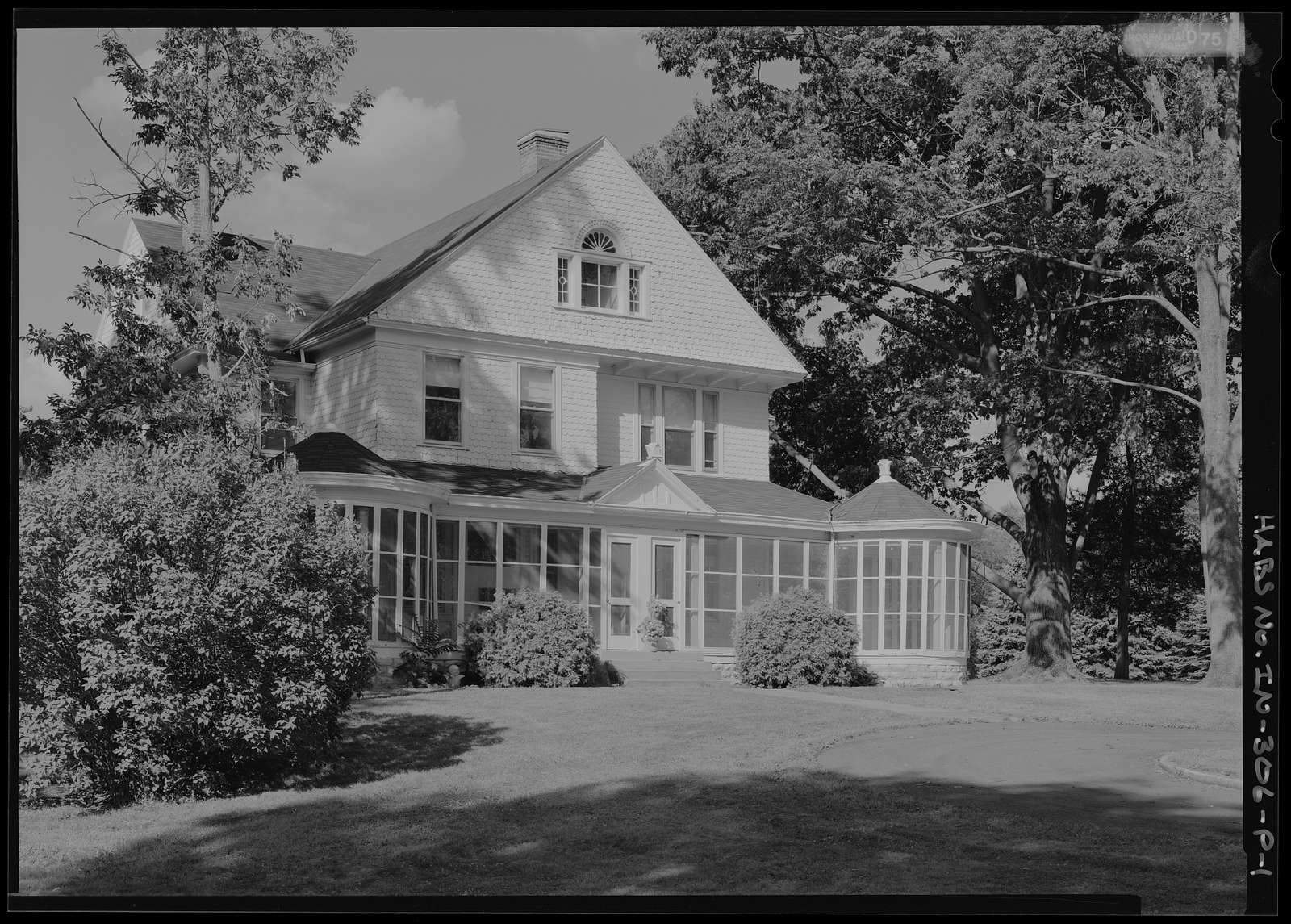 National Home for Disabled Volunteer Soldiers, Marion Branch, Building No. 33, 1700 East 38th Street, Marion, Grant County, IN