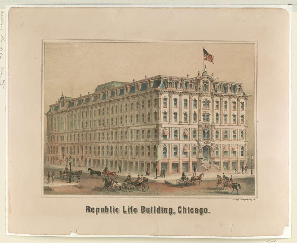 Republic Life Building, Chicago