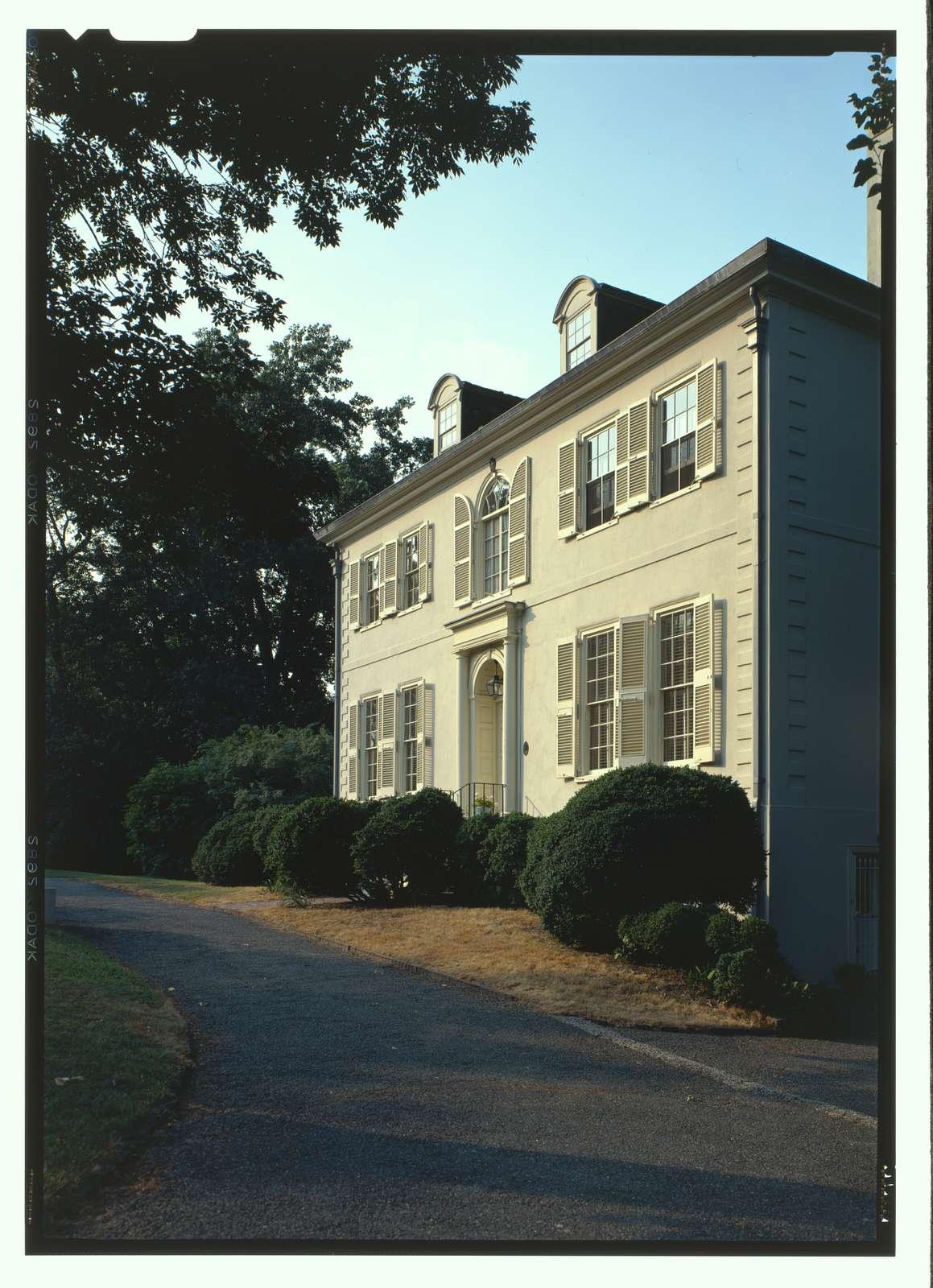 Sweetbriar, 1 Sweetbriar Drive, West Fairmount Park, Philadelphia, Philadelphia County, PA