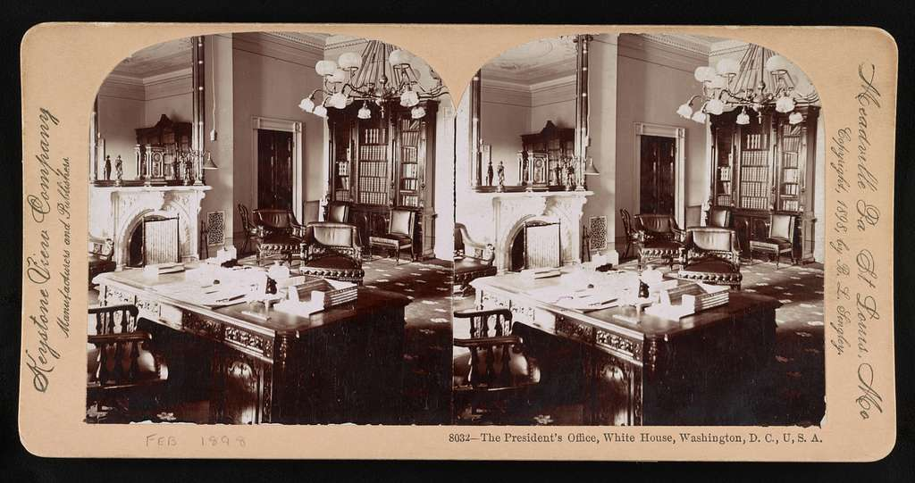 The President S Office White House Washington D C U S A Picryl Public Domain Image