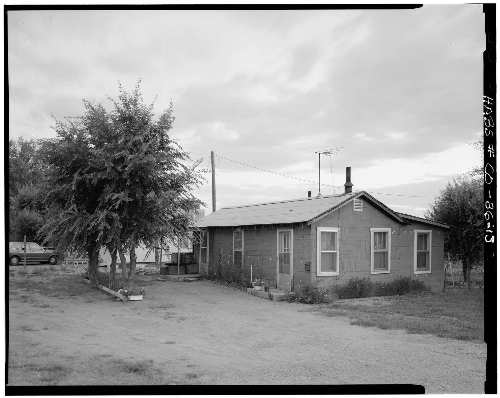 Town of McPhee, McPhee Road, Dolores, Montezuma County, CO