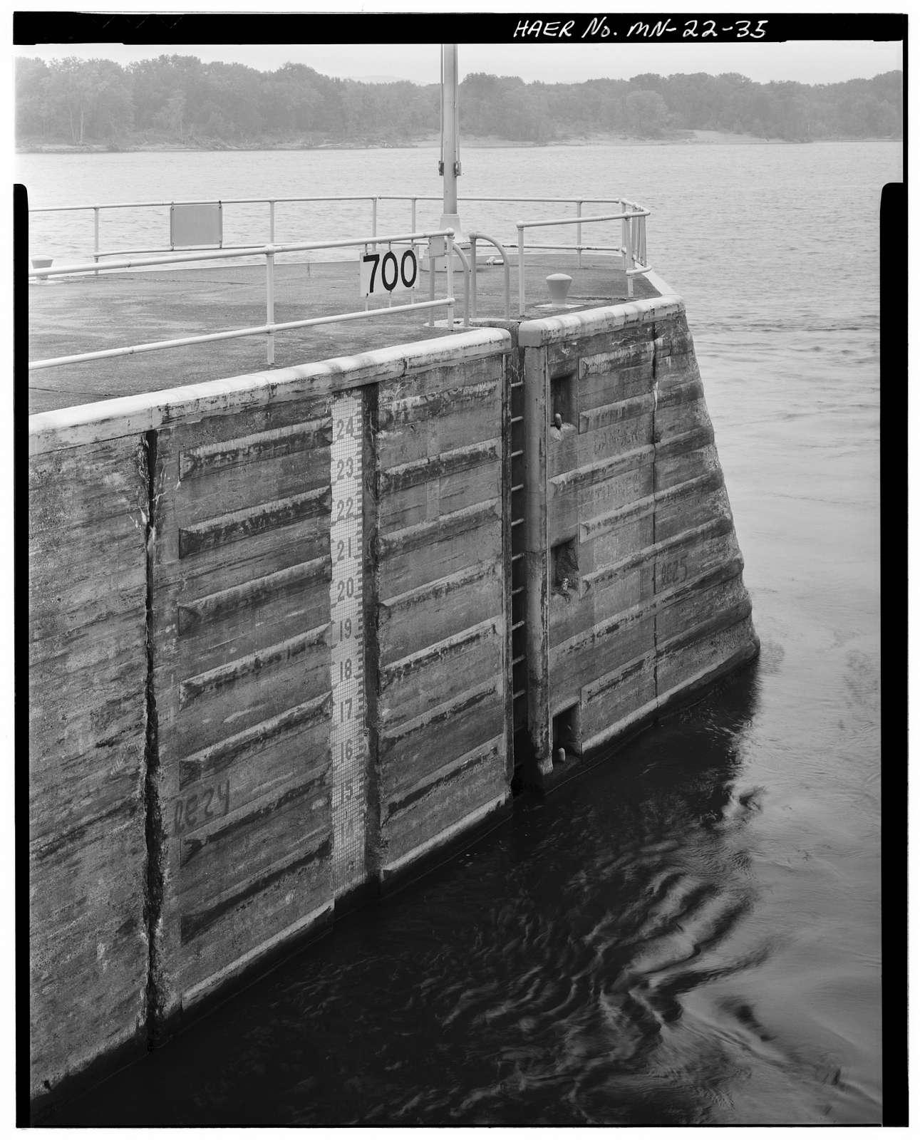 Upper Mississippi River 9-Foot Channel Project, Lock & Dam No. 5, Minneiska, Winona County, MN