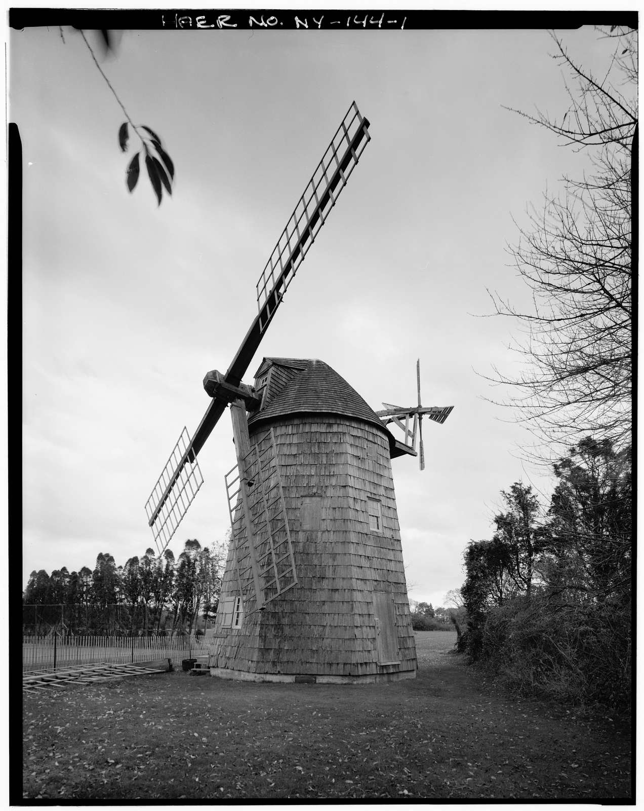 Wainscott Windmill, Village of Wainscott, East Hampton, Suffolk County, NY