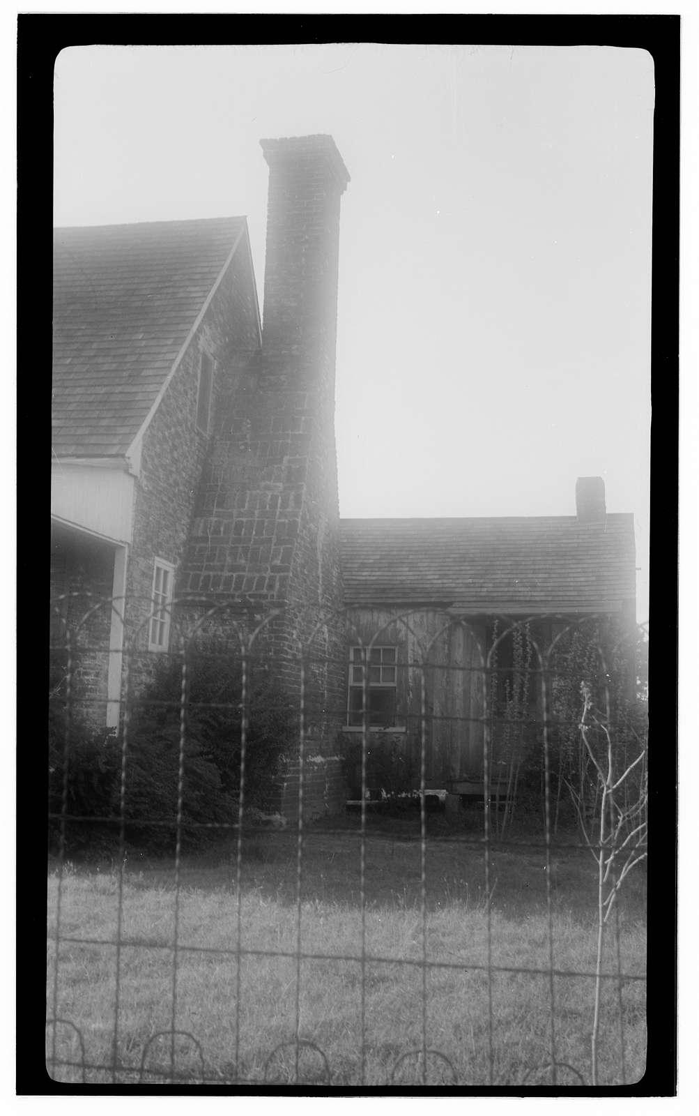 West House, Westerhouse Creek, Bridgetown, Northampton County, VA