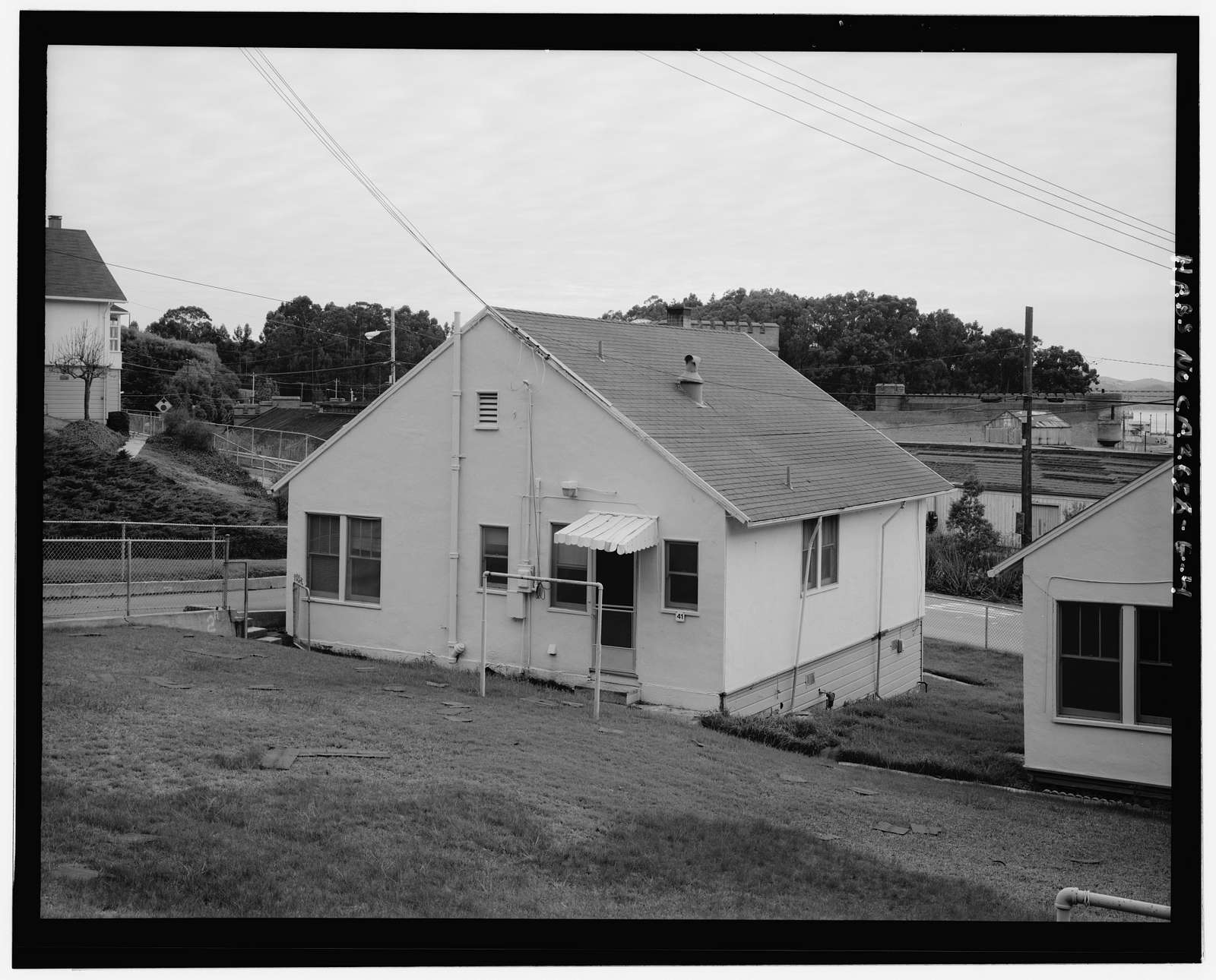 Winehaven, Two-Bedroom Cottage, Point Molate Naval Fuel Depot, Richmond, Contra Costa County, CA