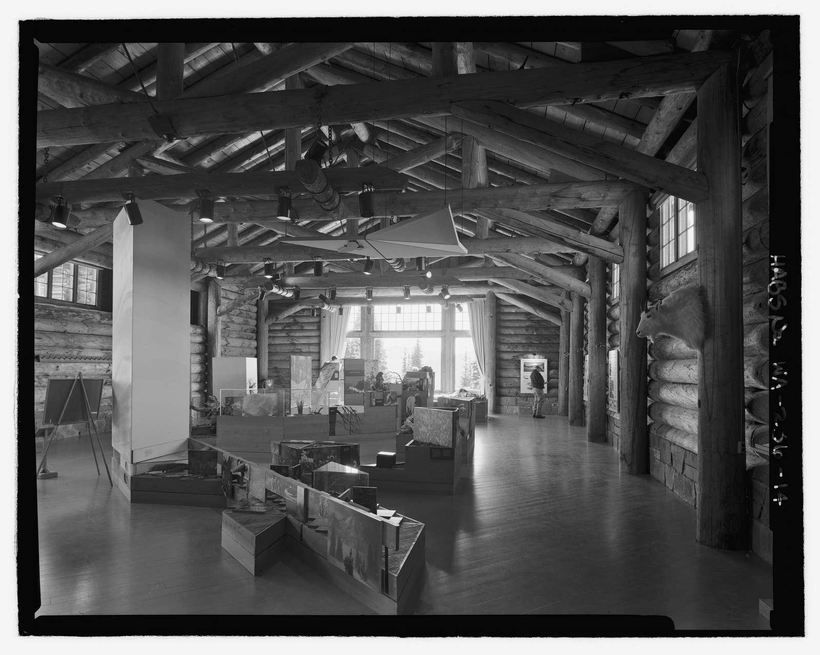 Yakima Park Stockade Group, Longmire, Pierce County, WA