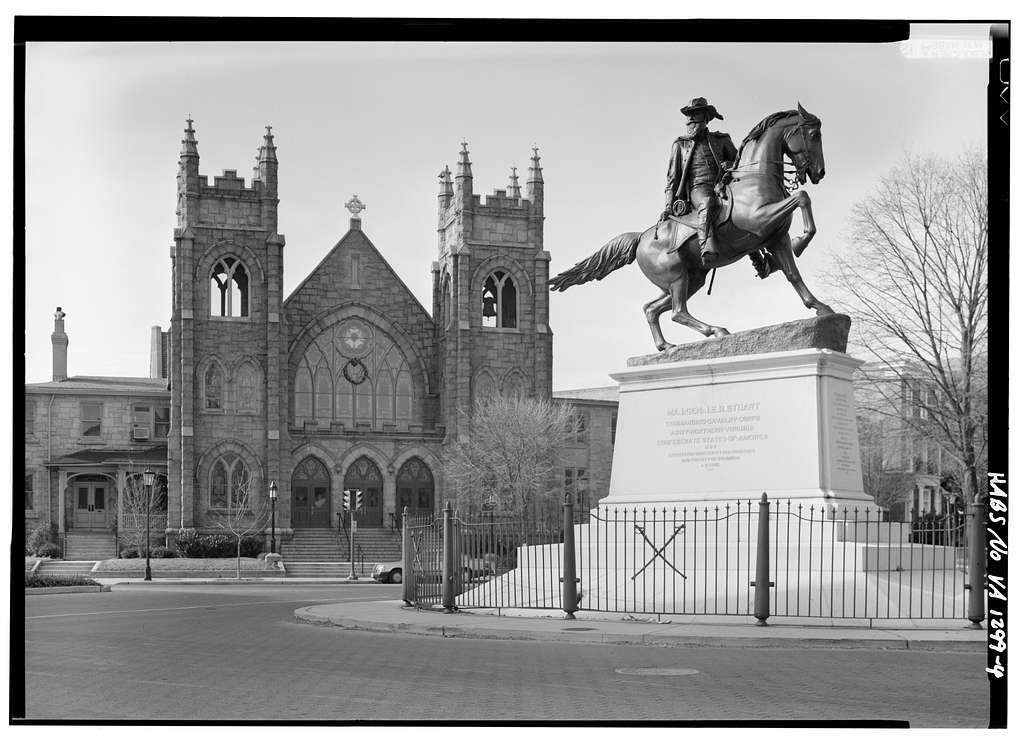 1600 Block Monument Avenue, Richmond, Independent City, VA