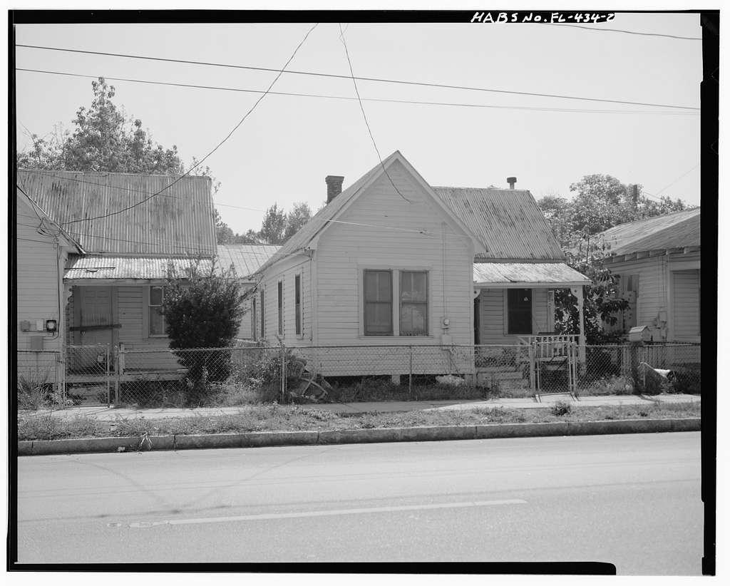 2503 North Fifteenth Street (House), Tampa, Hillsborough County, FL
