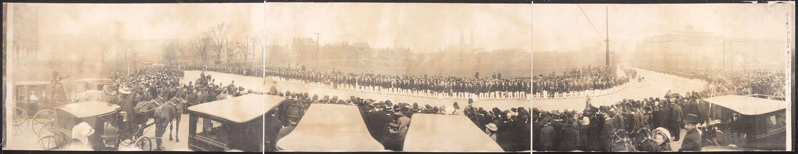[Carnegie Institute Founders Day Parade, 1907]