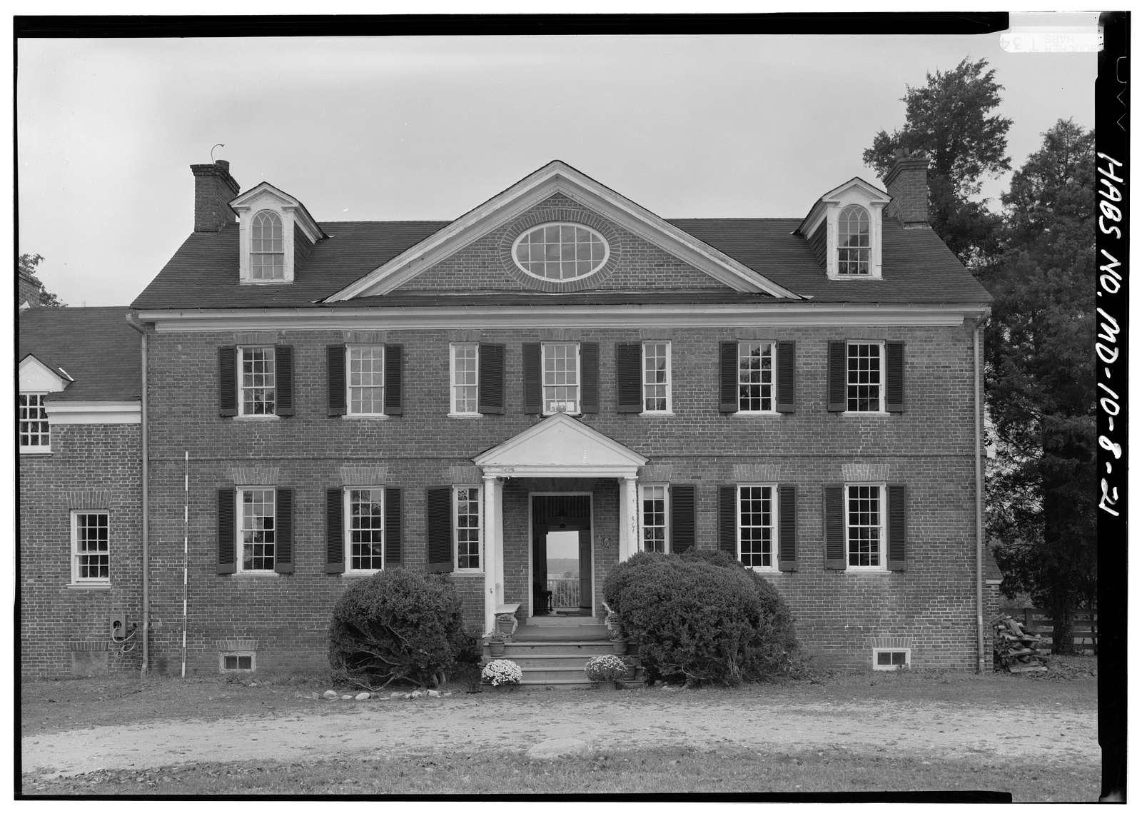 Harmony Hall, 10500 Livingstone Road (10511 Livingstone Road), Friendly, Prince George's County, MD