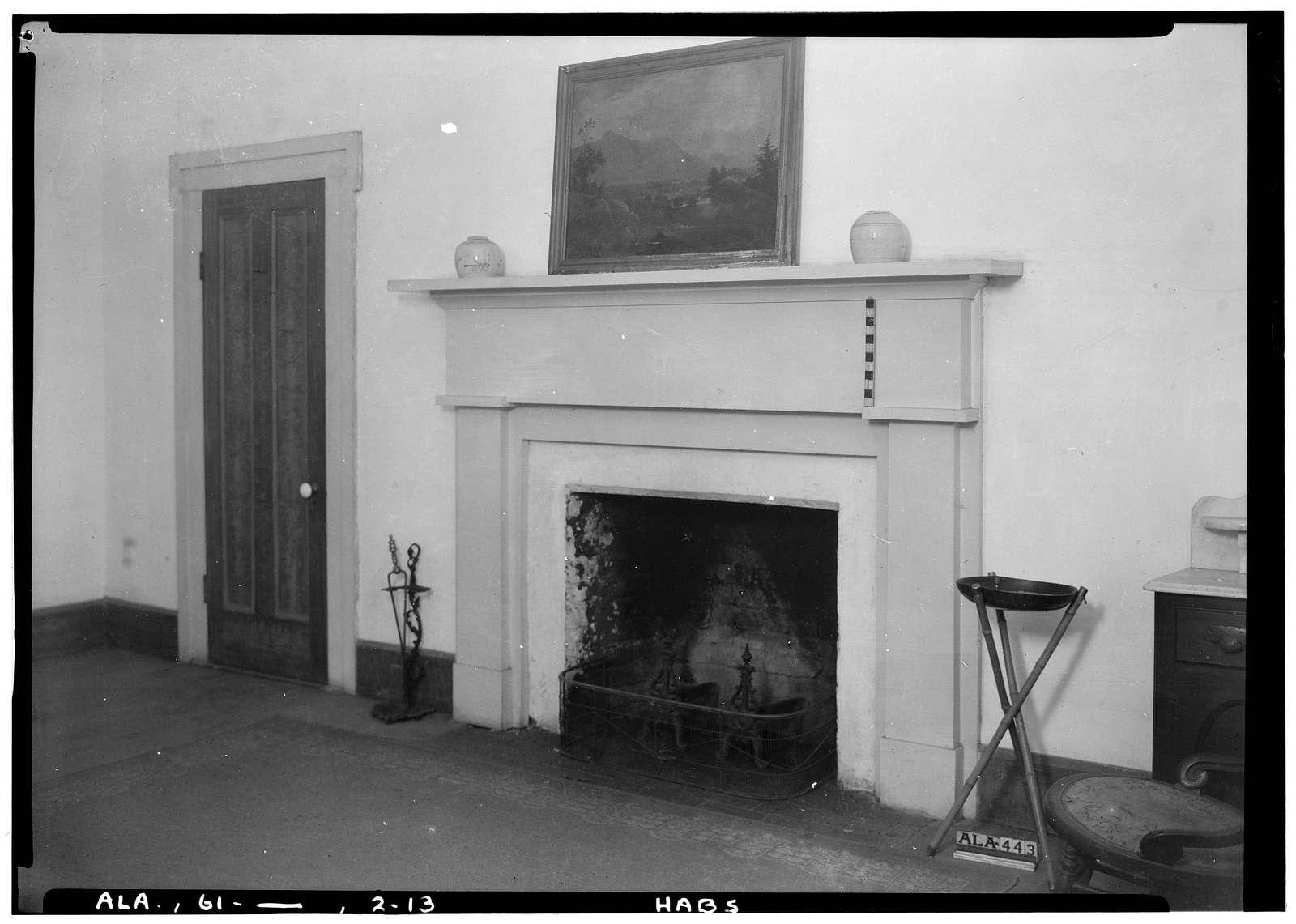 Lawler House, County Road 11, Talladega, Talladega County, AL